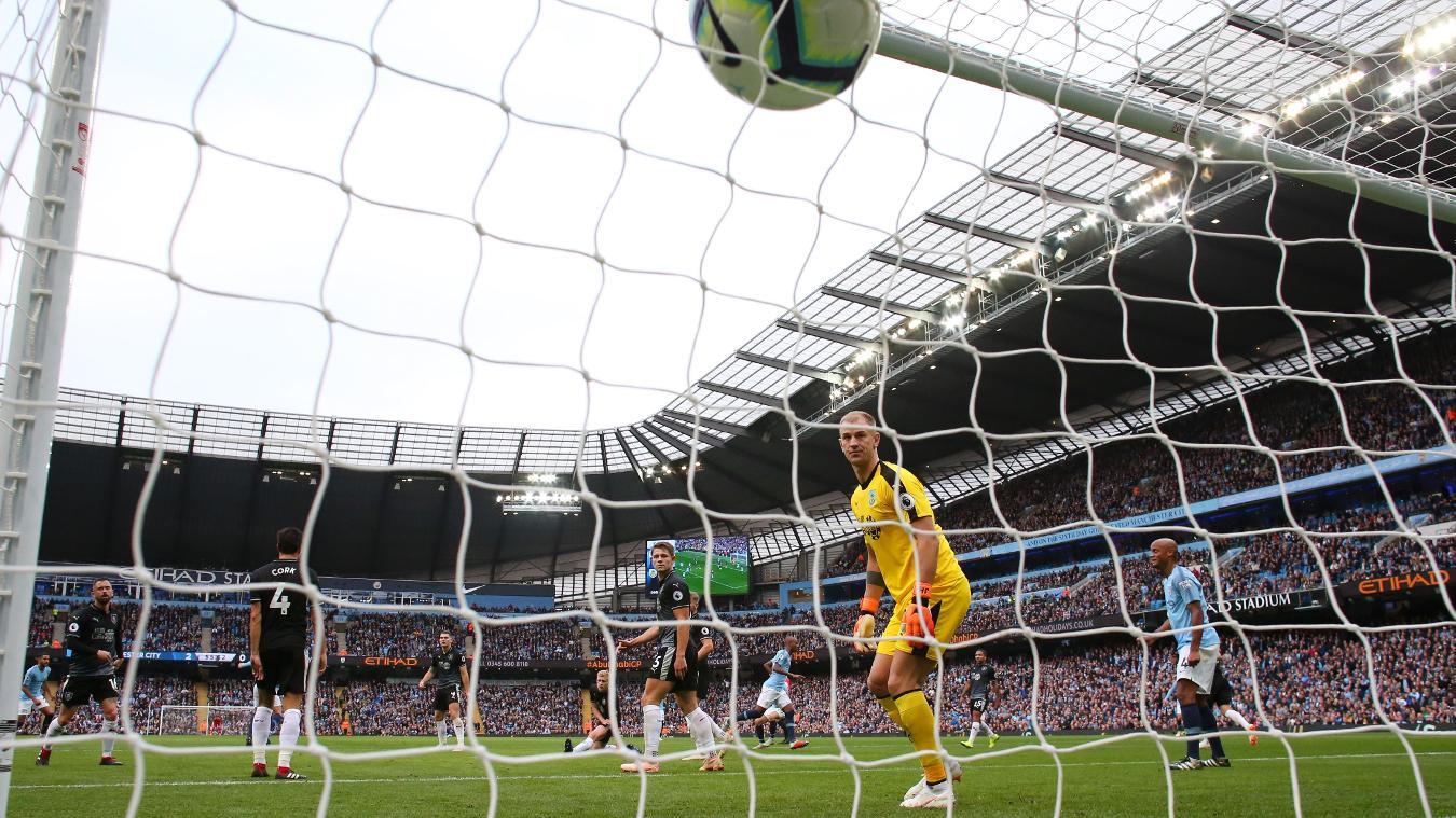 Manchester City 5-0 Burnley