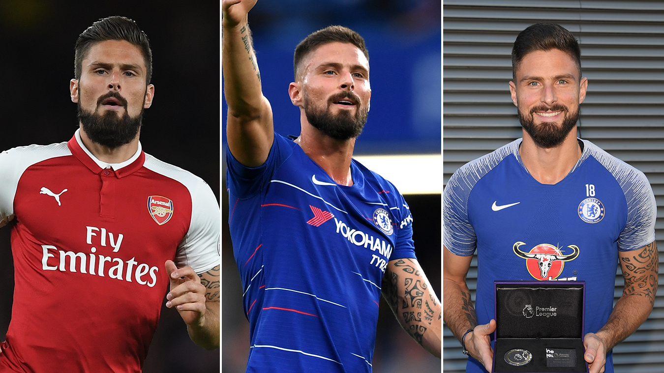 Premier League Milestones, Olivier Giroud