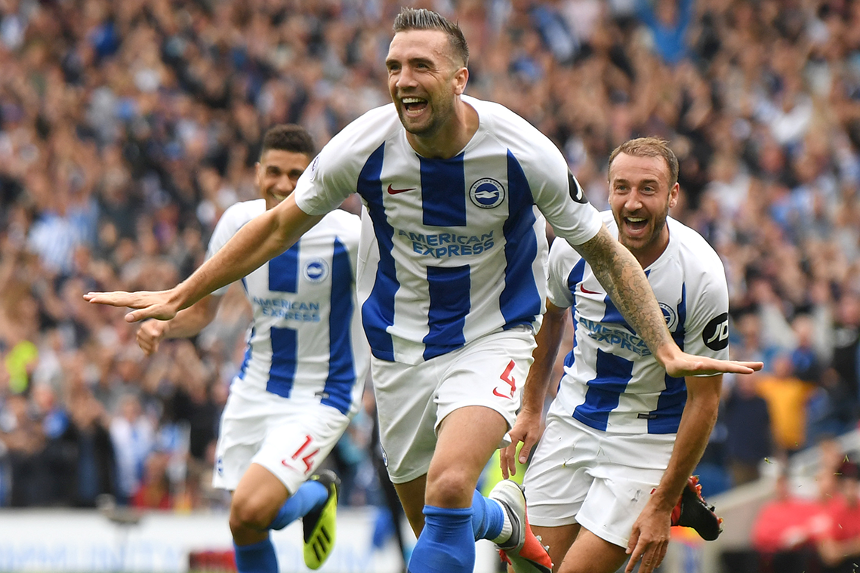 Shane Duffy, Brighton