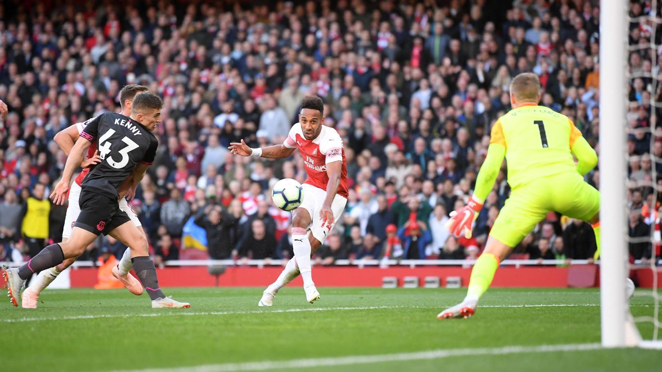 Crystal Palace v Arsenal
