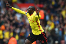 Flashback: 'What a strike from Doucoure'