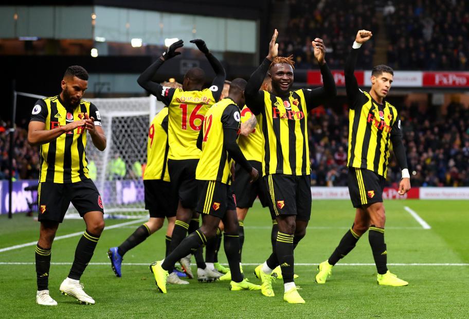 Watford FC v Huddersfield Town