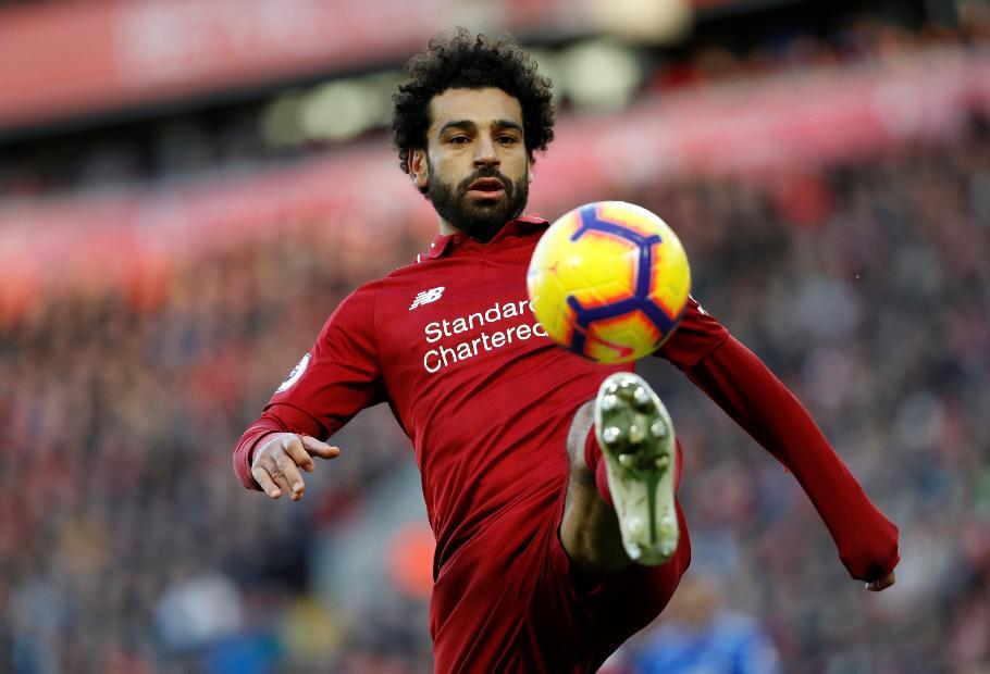 Mohamed Salah, Liverpool v Cardiff
