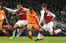 Classic match: Arsenal 3-3 Liverpool