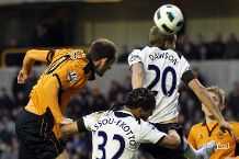 Classic match: Wolves 3-3 Spurs, 2010/11