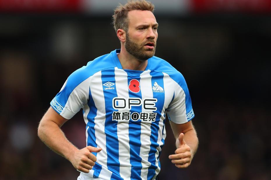 Laurent Depoitre, Huddersfield Town