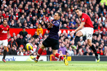On this day - 3 Nov 2012: Man Utd 2-1 Arsenal