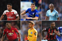 EA SPORTS Player of the Month nominees for October