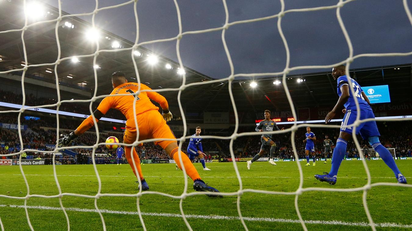 Cardiff City 0-1 Leicester City