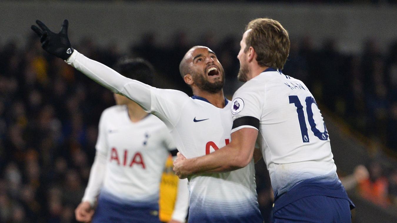 Wolverhampton Wanderers 2-3 Tottenham Hotspur