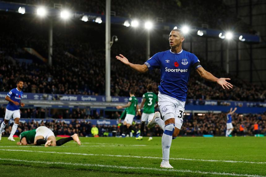 Everton v Brighton & Hove Albion