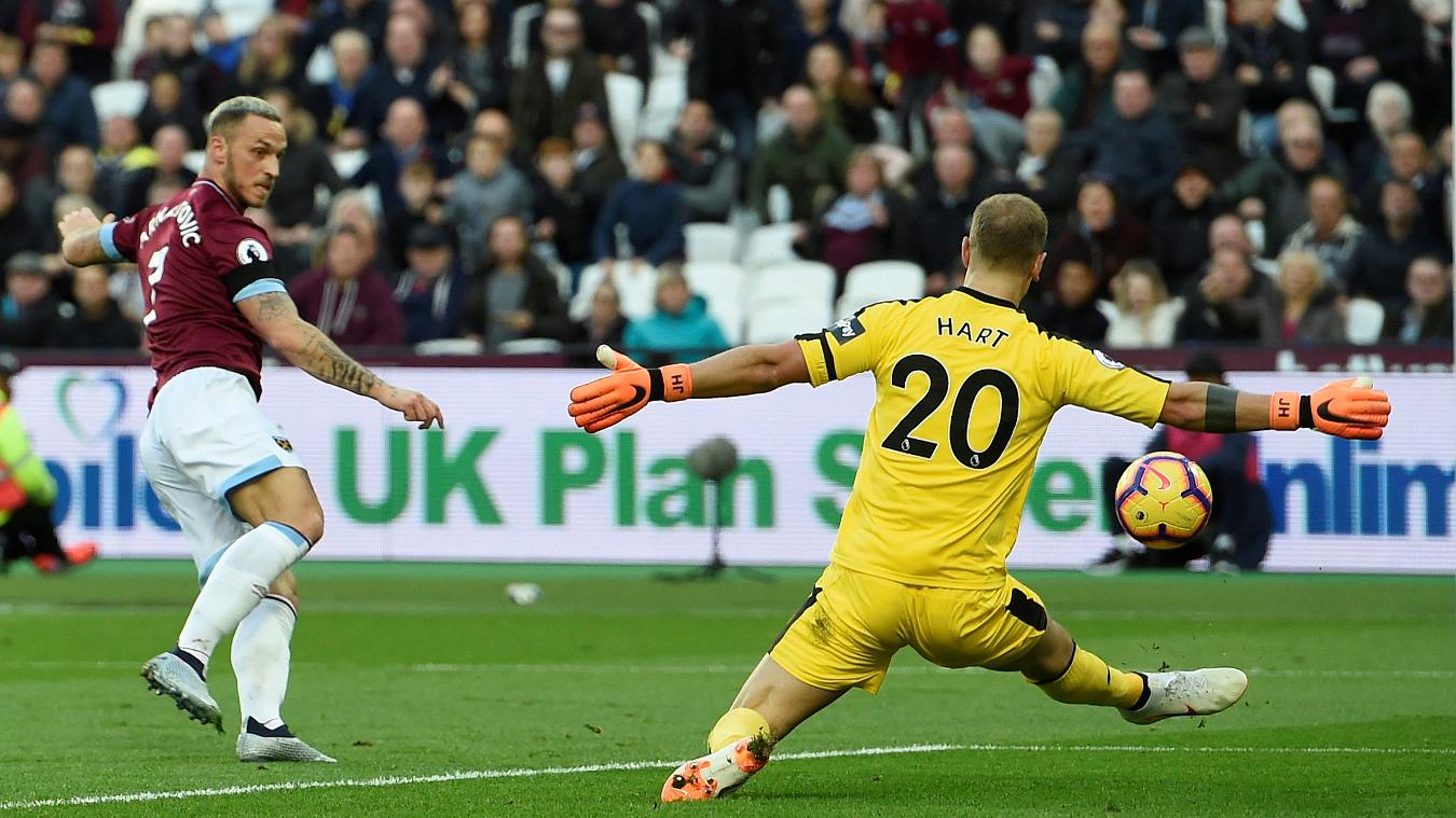 West Ham United 4-2 Burnley