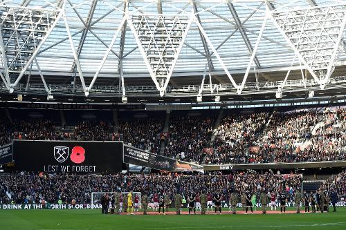 West Ham V Burnley 2018 19 Premier League