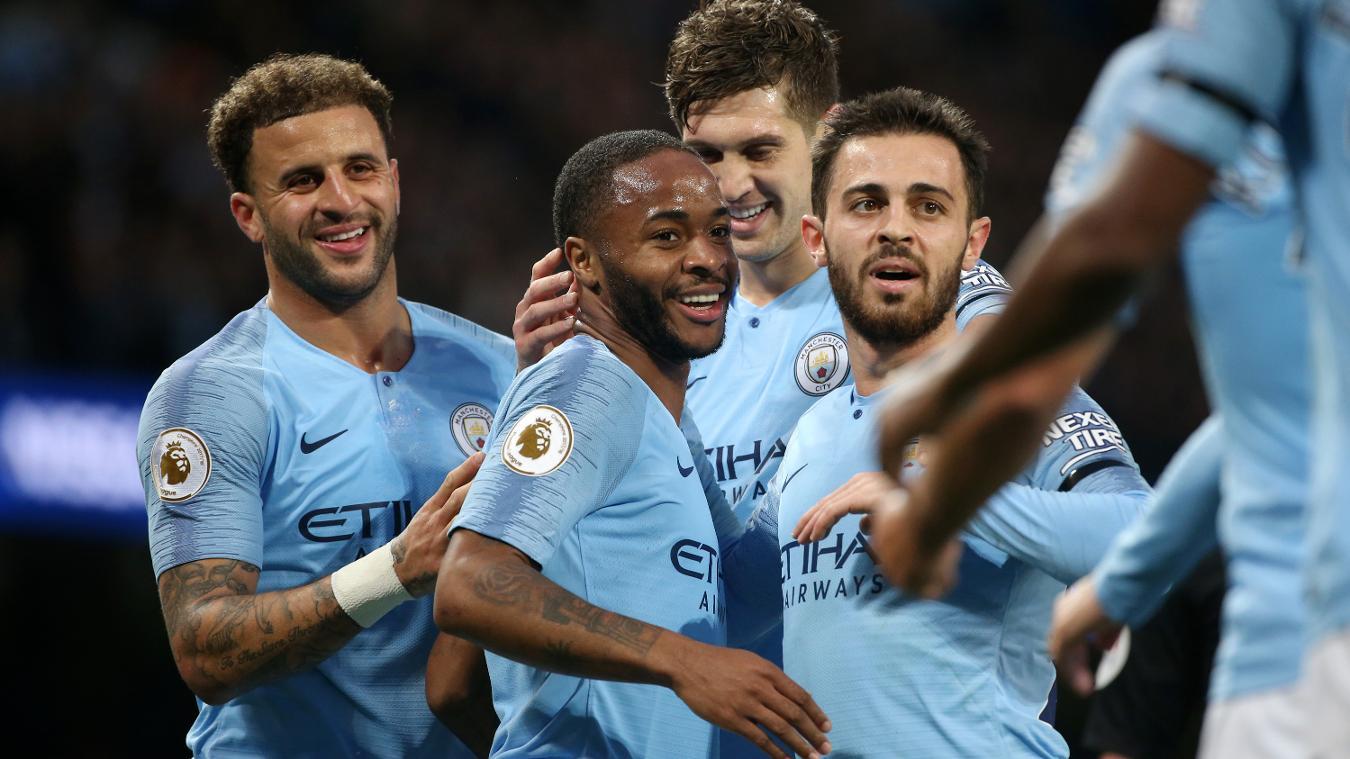 Manchester City 6-1 Southampton