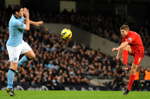 Flashback: Gerrard's stunner against Man City