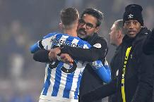 Hargreaves: Huddersfield are a well-coached team