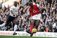 Flashback: Arsenal edge nine-goal derby at Spurs