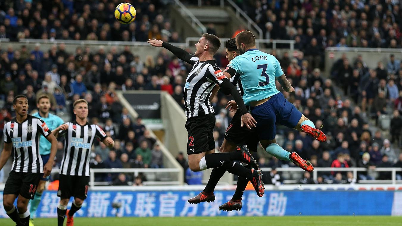 Newcastle v AFC Bournemouth