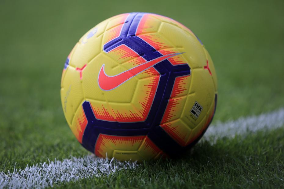 Nike Merlin 2018-19 ball hi-vis