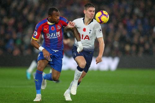 Crystal Palace V Spurs 2018 19 Premier League
