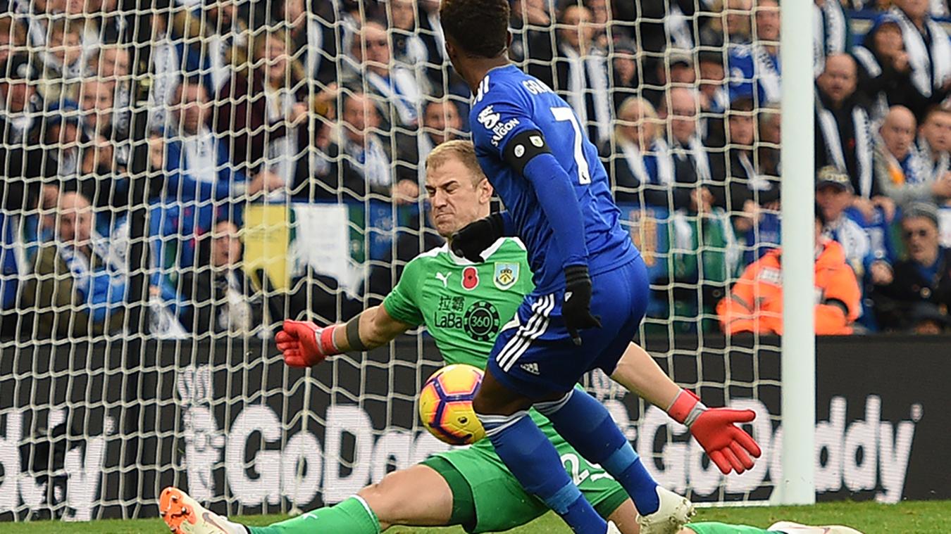 Leicester City 0-0 Burnley