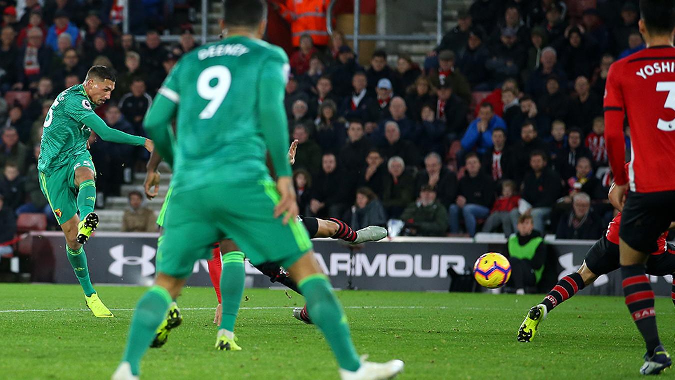 Southampton 1-1 Watford