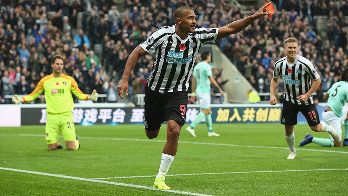 Newcastle 2-1 AFC Bournemouth