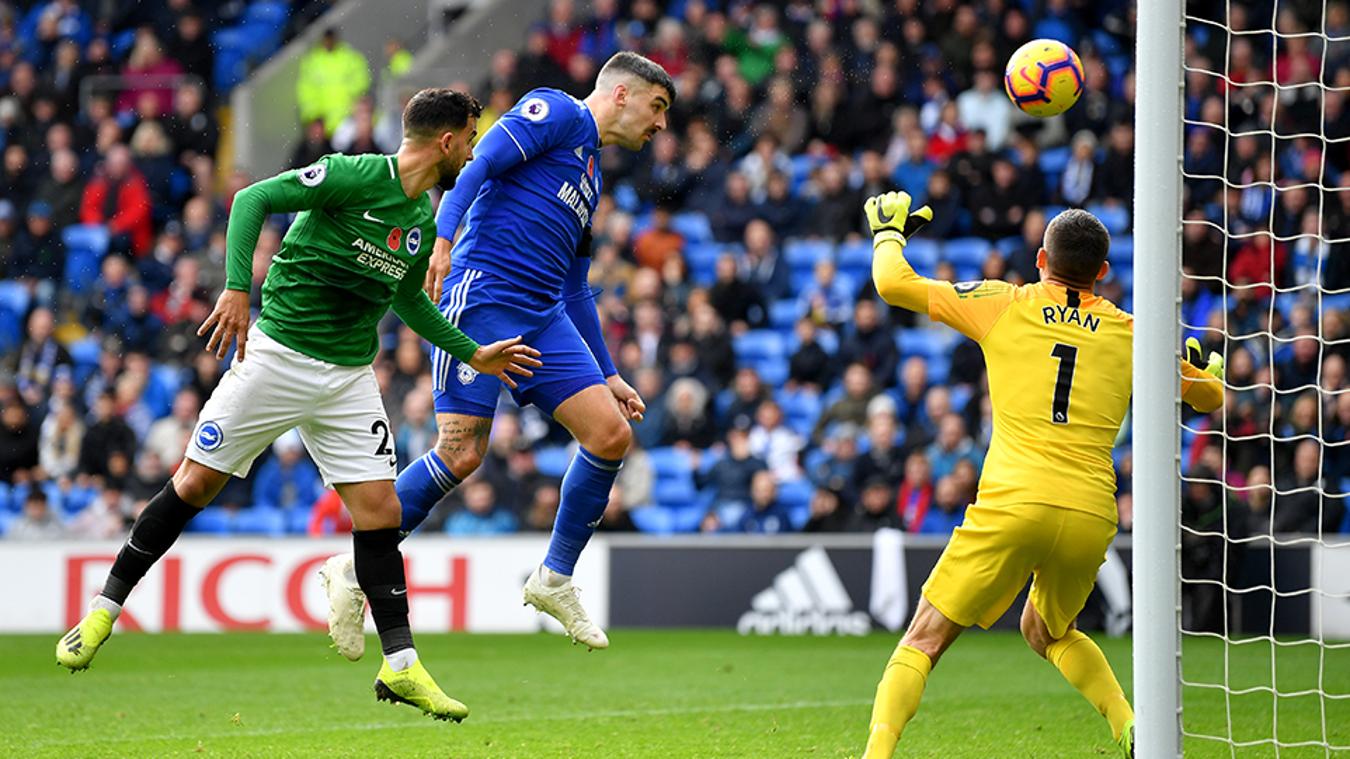 Cardiff City 2-1 Brighton & Hove Albion