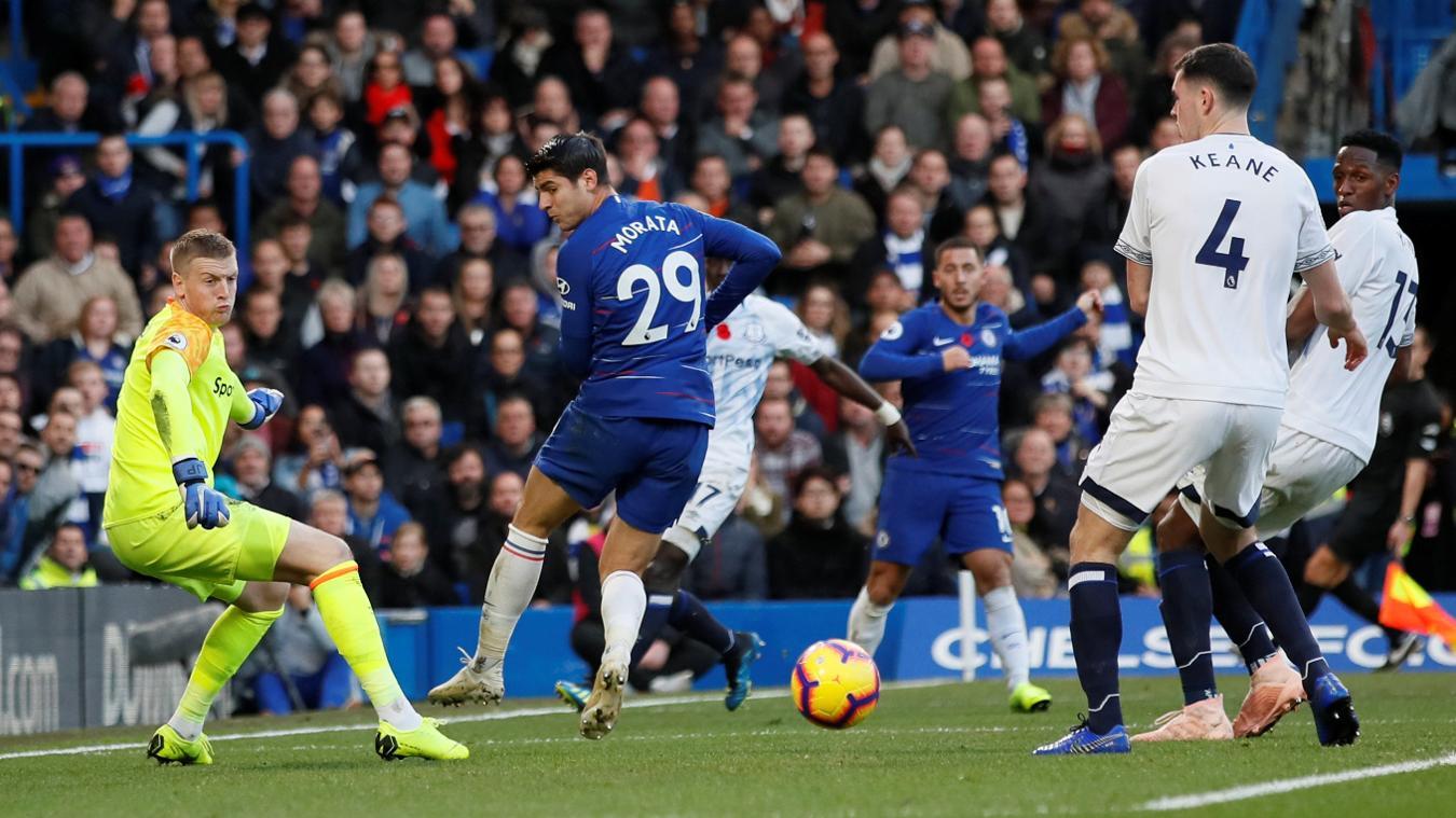 Chelsea 0-0 Everton