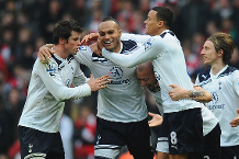 Flashback: Spurs fight back to triumph at Arsenal