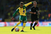 Nathan Redmond, Norwich City