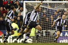 On this day - 1 Dec 2002: Newcastle 2-1 Everton