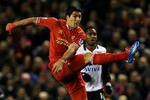 Flashback: Suarez hits four against Norwich