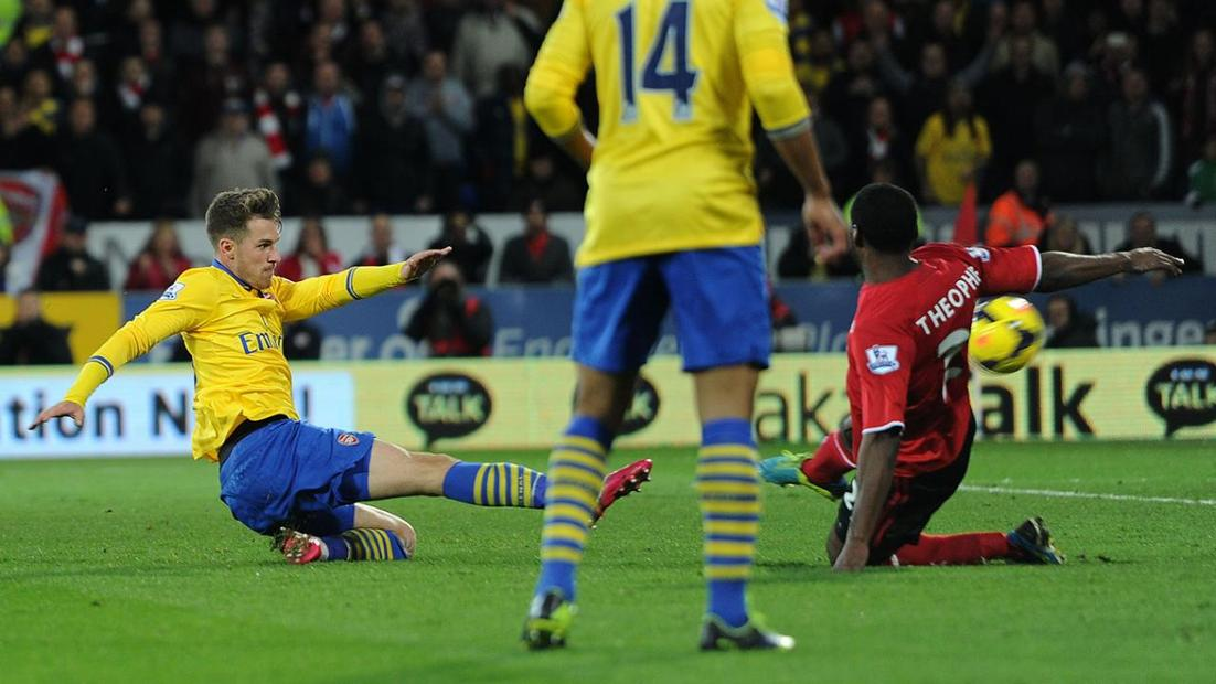 On this day - 30 Nov 2013: Cardiff 0-3 Arsenal