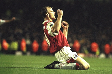Classic match: Arsenal beat Spurs in Highbury late show