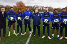 Six Cardiff City players receive PL Debut Balls