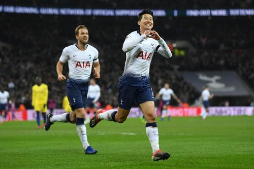 Spurs V Chelsea 2018 19 Premier League