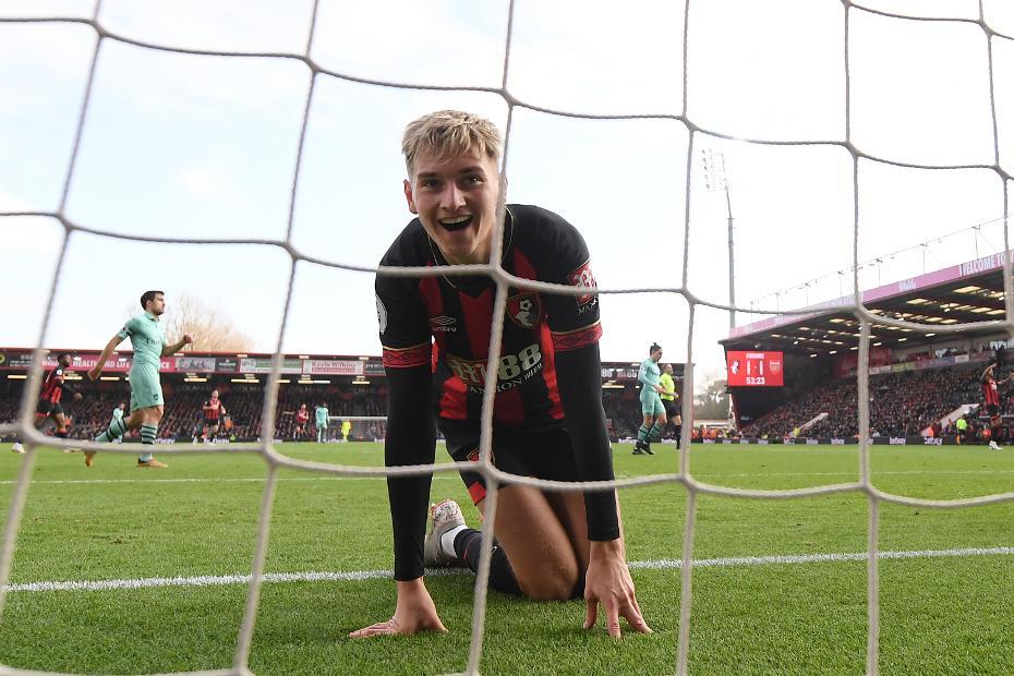 AFC Bournemouth v Arsenal FC - David Brooks