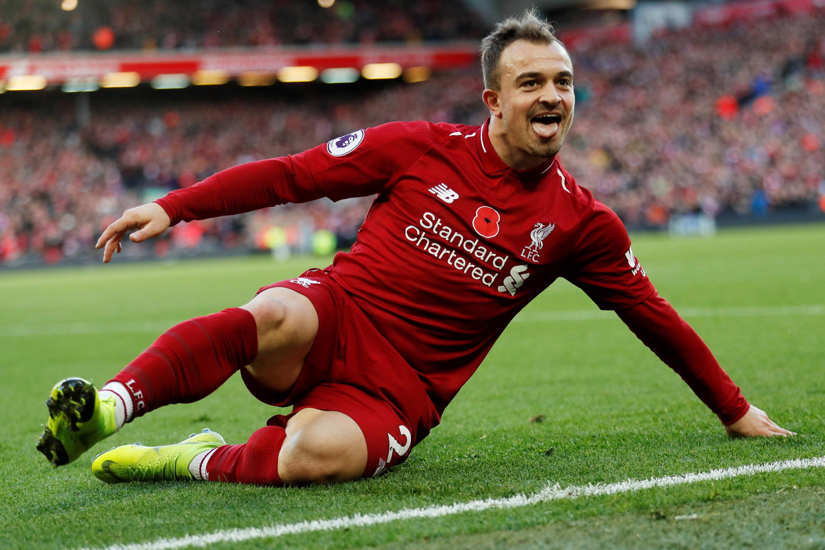 GW14 Ones to watch: Xherdan Shaqiri