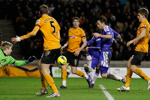 Classic match: Wolves 1-2 Chelsea