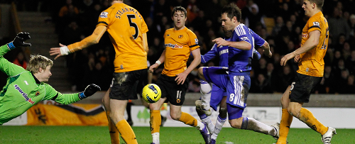 Classic match: Wolves 1-2 Chelsea, 2011/12