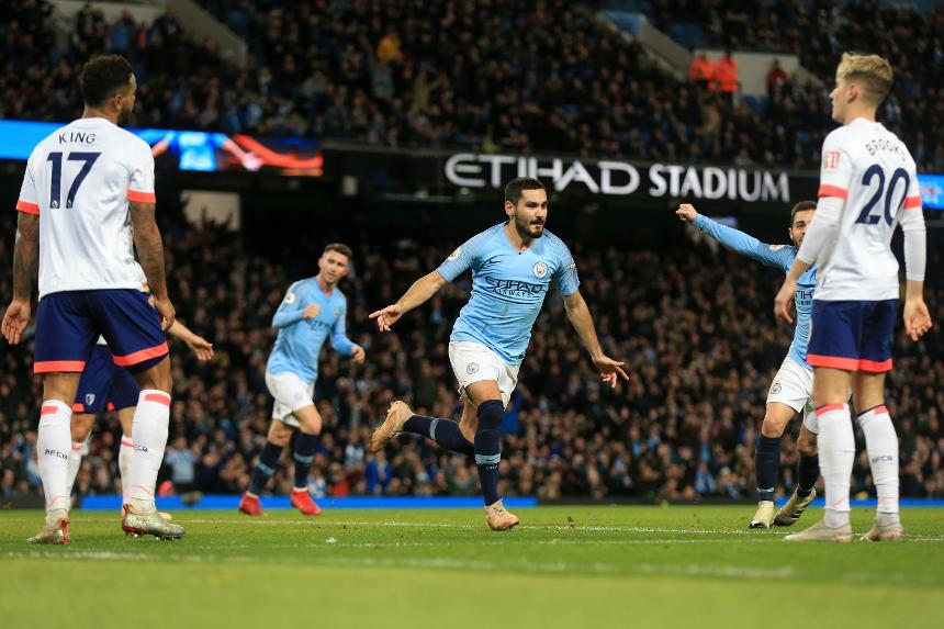Manchester City v AFC Bournemouth