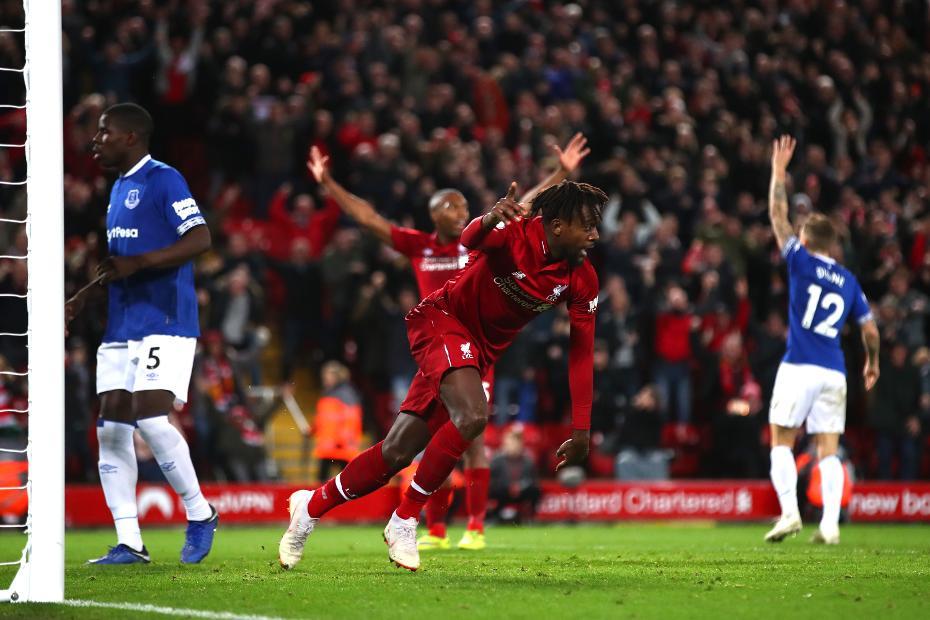 Liverpool v Everton