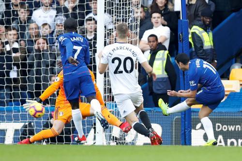 Chelsea V Fulham 2018 19 Premier League