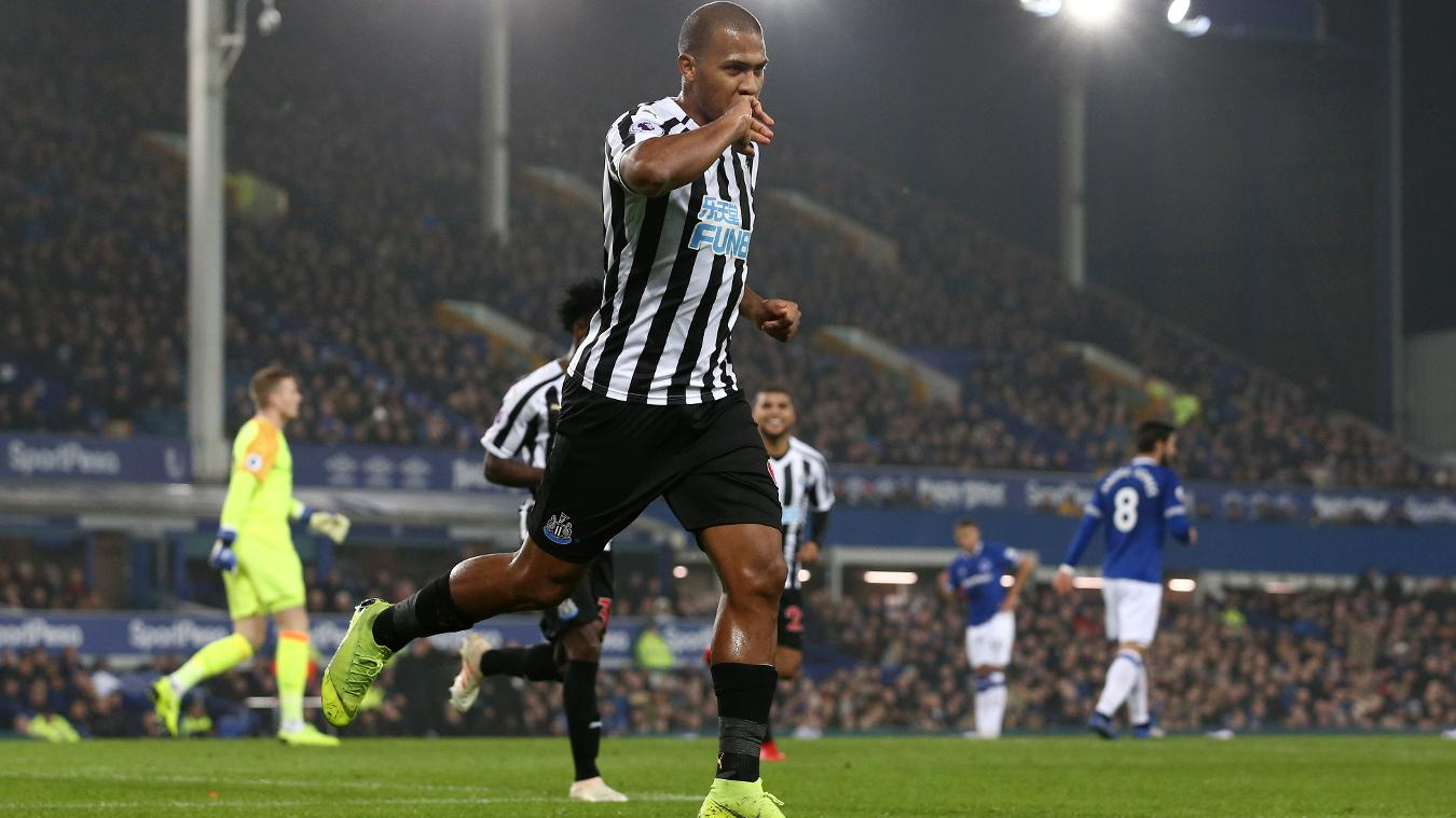Everton 1-1 Newcastle United