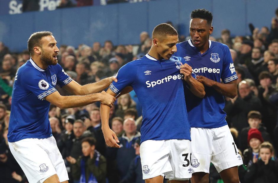 Everton v Newcastle United
