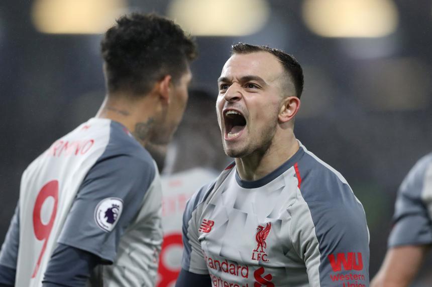 Premier League - Burnley v Liverpool