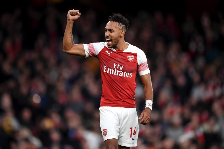 Pierre Emerick Aubameyang, Arsenal