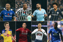 Carling Goal of the Month contenders for November