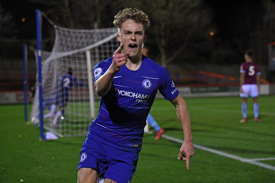 Luke McCormick, Chelsea PL2